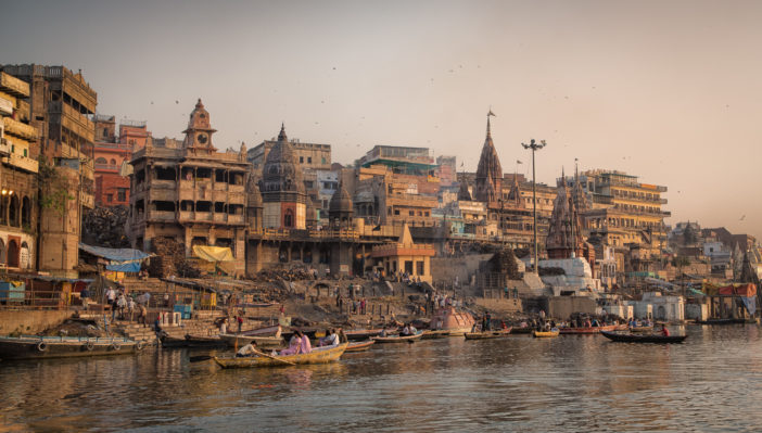 Varanasi am Ganges