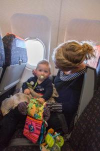 Fliegen mit Kind: Ein spannendes Erlebnis für Kind und Eltern
