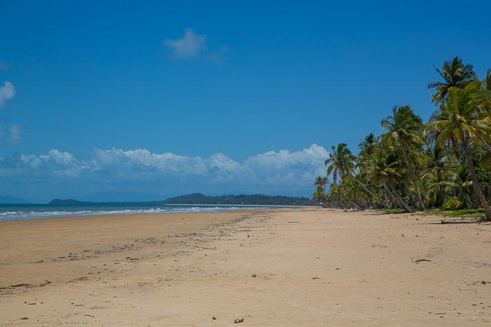 Mission Beach Strand