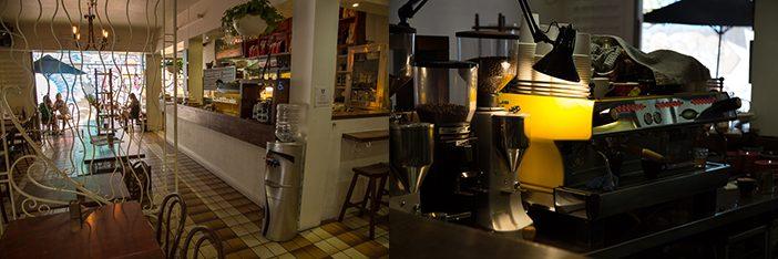 Kaffeegenuss bei Caffiend