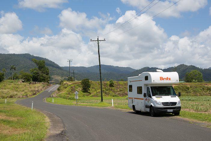 Unser Wohnmobil in Australien