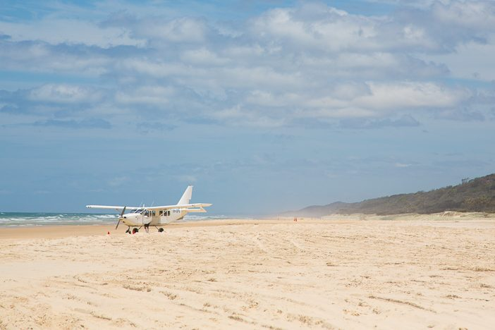 Fraser Island Flughafen