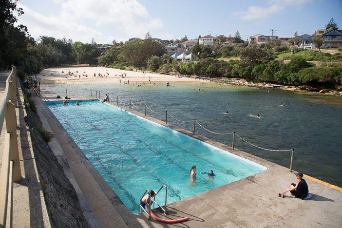Pool oder Meer?