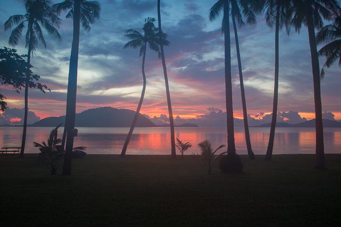 Der Vorteil: Phuket ist im Grunde wunderschön