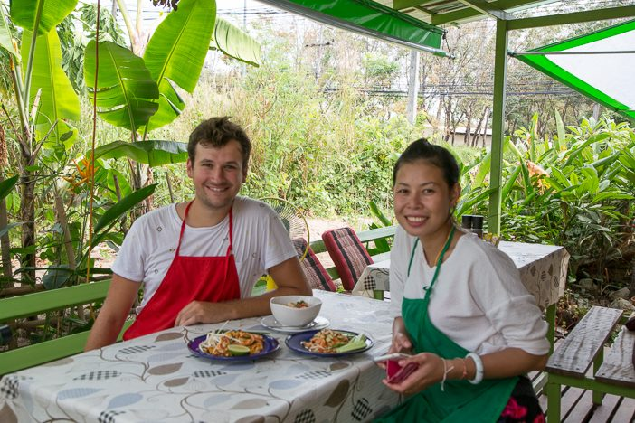 Kochen mit Locals