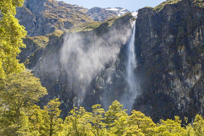 Wahnsinns Wasserfälle