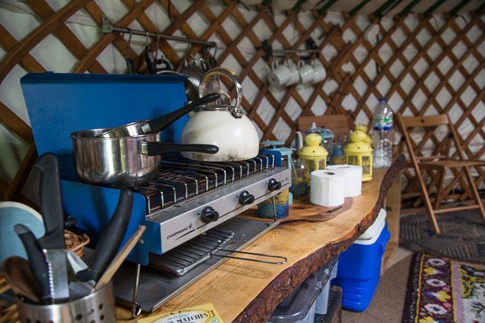 Die Kochstelle