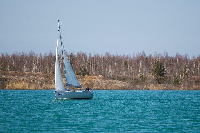 Du bist kein einsames Schiff allein auf weiter See